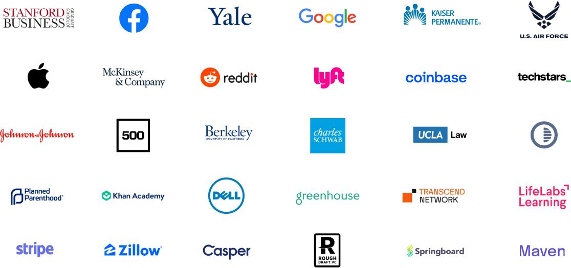 Alumni-Logos